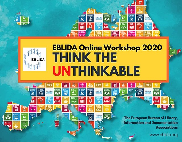 EBLIDA Online Workshop – Think the Unthinkable | Generation Code 2020