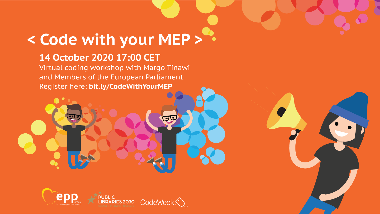 Code with your MEP workshop | Generation Code 2020