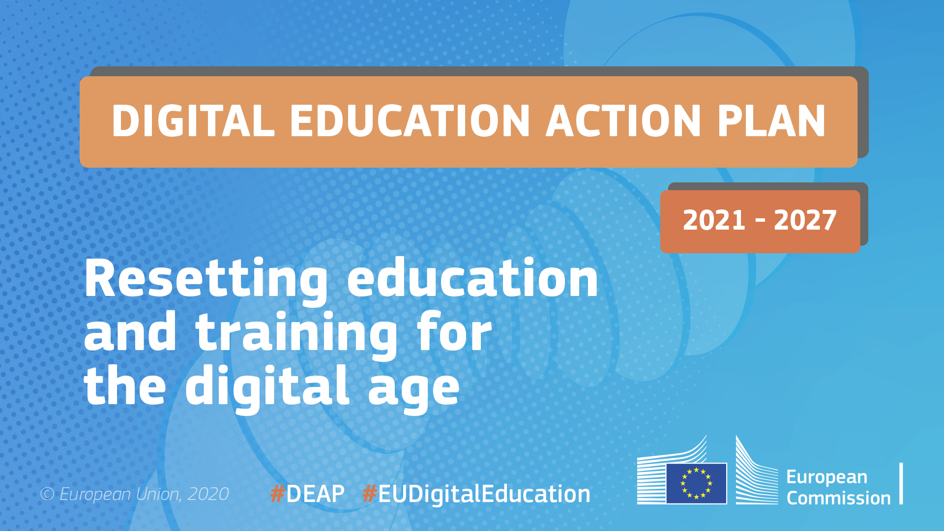 Exploring the new Digital Education Action Plan | Generation Code 2020